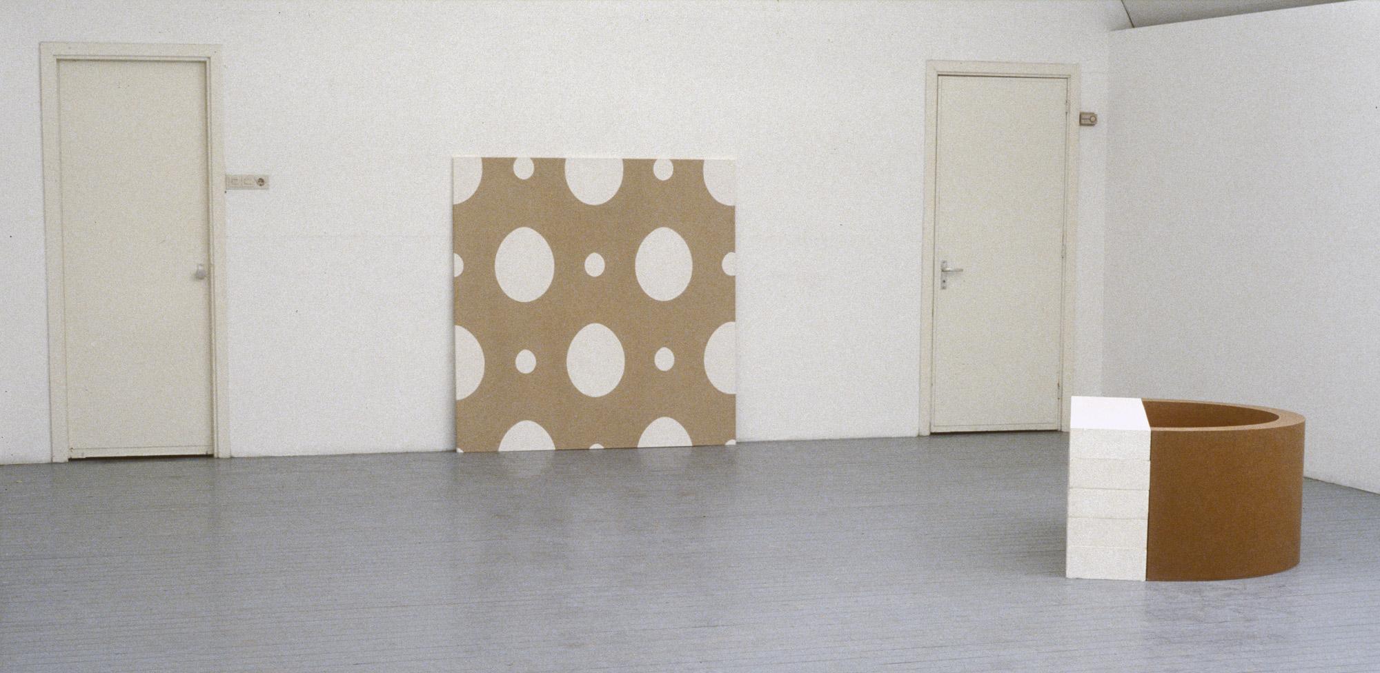 maarten greve exhibition at Ateliers