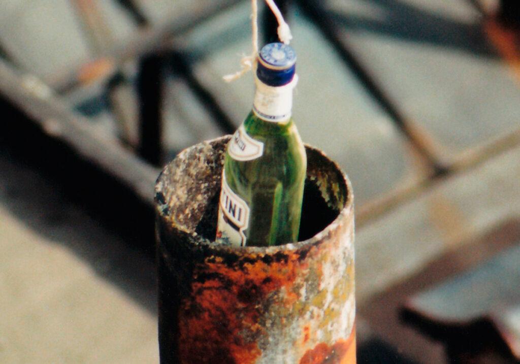 maarten greve martini in urban landscape